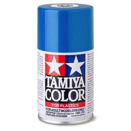 Tamiya TS-54: Light Metallic Blue