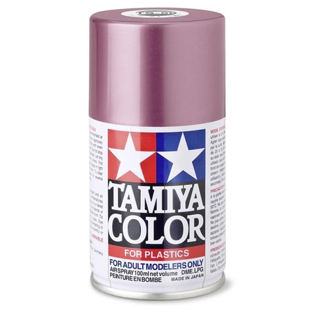 Tamiya TS-59: Pearl Light Red
