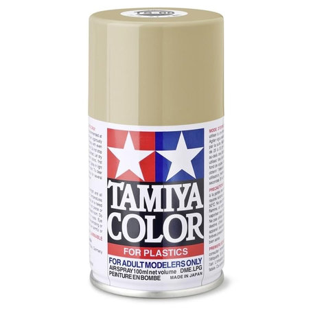 Tamiya TS-68: Wooden Deck Tan