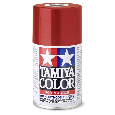 Tamiya TS-39: Mica Red