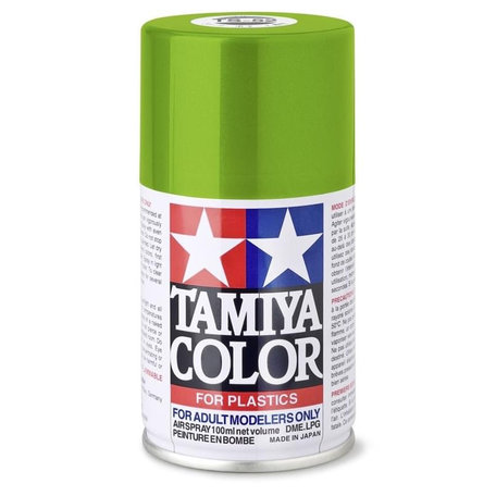 Tamiya TS-52: Candy Lime Green