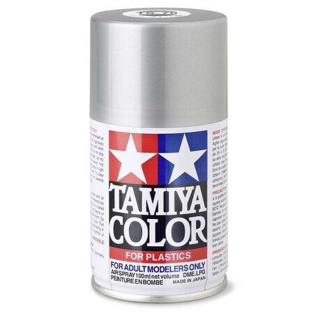 Tamiya TS-76: Mica Silver