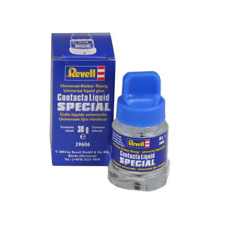 Plastic Lijm: Revell Contacta Liquid Special met Kwastje