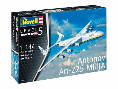Revell Antonov AN-225 Mrija 1:144