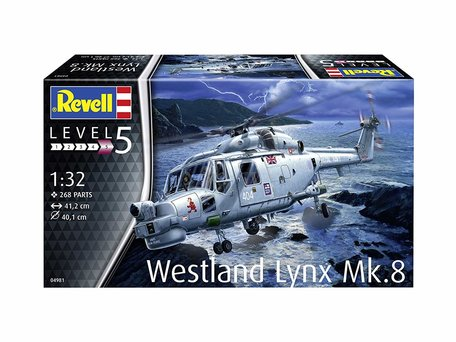 Revell Westland Lynx Mk. 8 1:32
