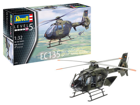 Revell EC135 Heeresflieger Germ. Army Aviation 1:32
