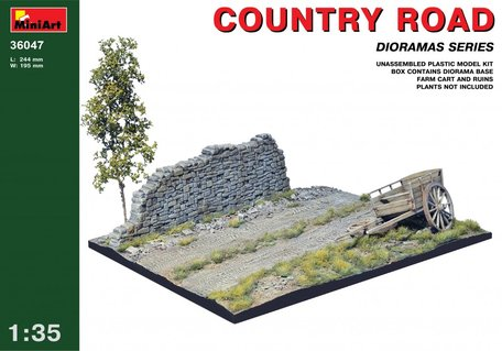MiniArt Country Road 1:35