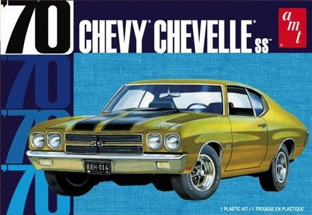AMT '70 Chevy Chevelle SS 1:25