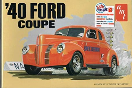 AMT '40 Ford Coupe 1:25