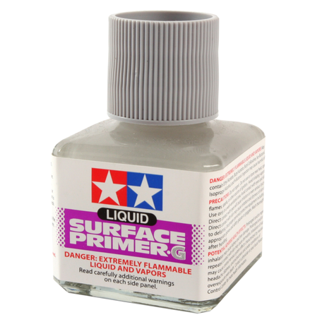 Tamiya Liquid Surface Primer Grey