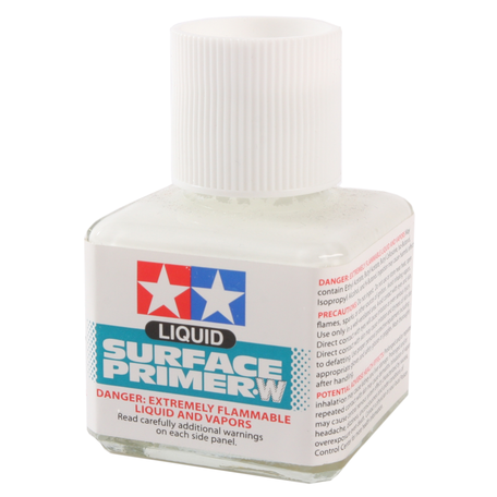 Tamiya Liquid Surface Primer White