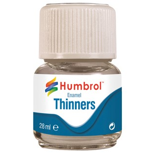 Humbrol Enamel Thinner 28ml (7501)