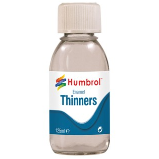Humbrol Enamel Thinner 125 ml (7430)