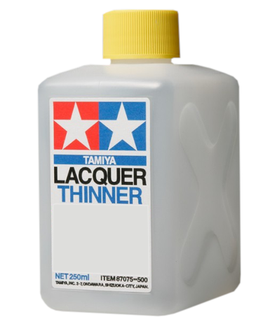 Tamiya Lacquer Thinner 250ml (87077)