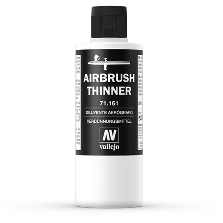 Vallejo Airbrush Thinner 200 ml (71.161)