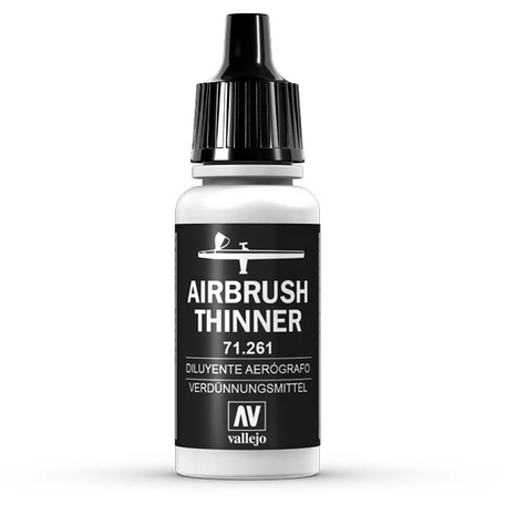 Vallejo Airbrush Thinner 17 ml (71.261)