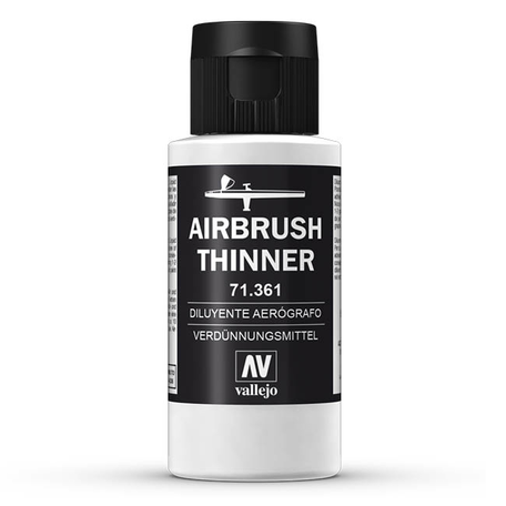 Vallejo Airbrush Thinner 60 ml (71.361)