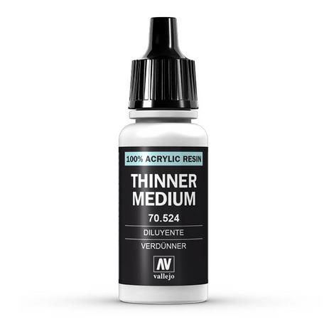 Vallejo Thinner Medium (70.524)