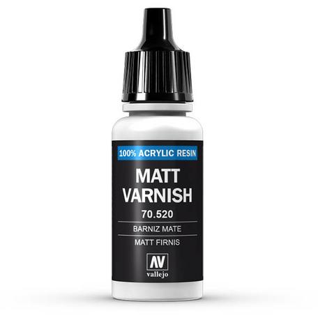 Vallejo Vernis: Mat (70.520)