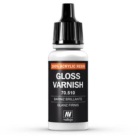 Vallejo Vernis: Gloss (70.510)