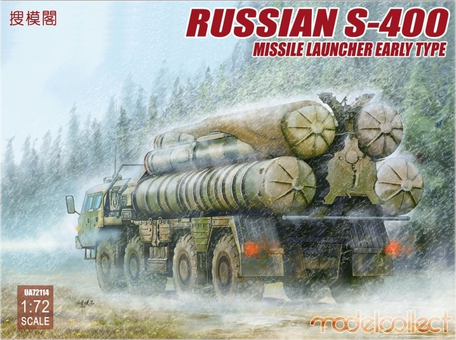 Modelcollect Russian S-400 1:72 (72114)