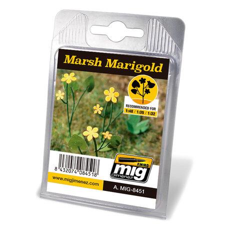 AMMO Laser Cut Plant Marsh Marigold (8451)