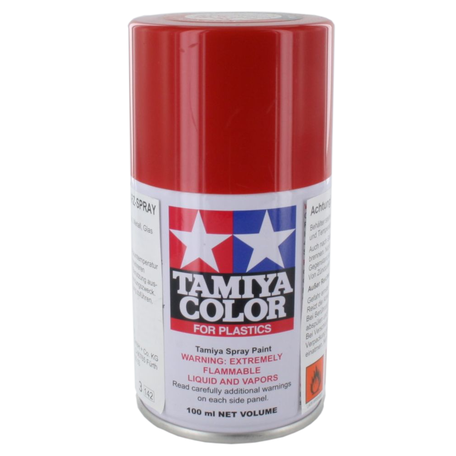 Tamiya TS-85: Bright Mica Red