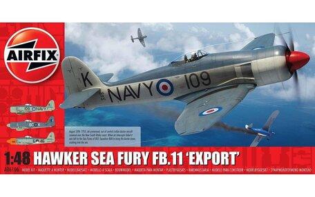 Airfix Hawker Sea Fury FB.11 Export Edition 1:48