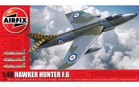 Airfix Hawker Hunter F.6 1:48