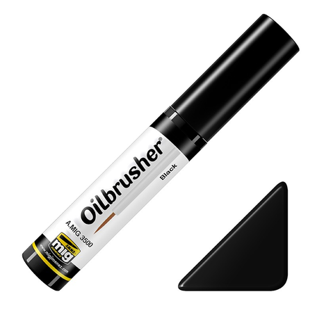 AMMO Oilbrusher: Black (3500)