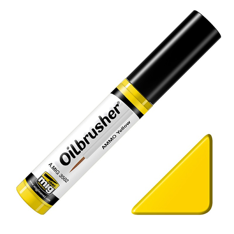 AMMO Oilbrusher: Ammo Yellow (3502)