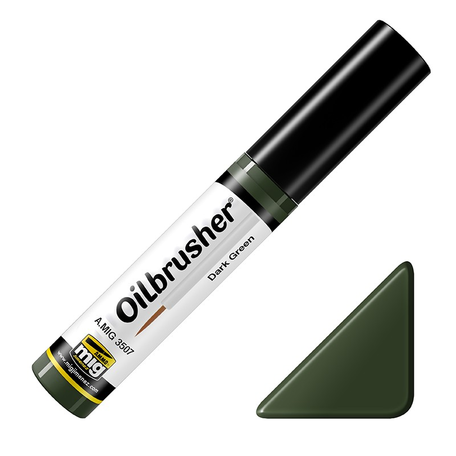 AMMO Oilbrusher: Dark Green (3507)