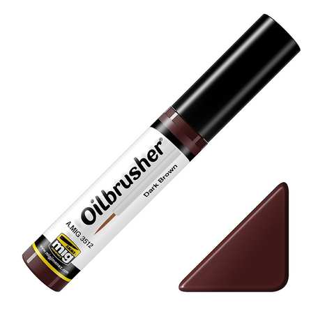 AMMO Oilbrusher: Dark Brown (3512)