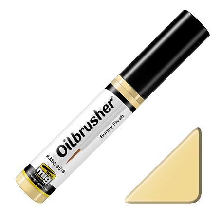AMMO Oilbrusher: Sunny Flesh (3518)