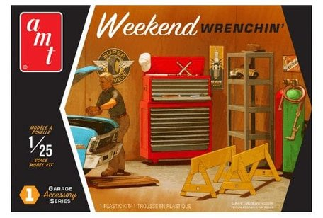 AMT Weekend Wrenchin 1:25