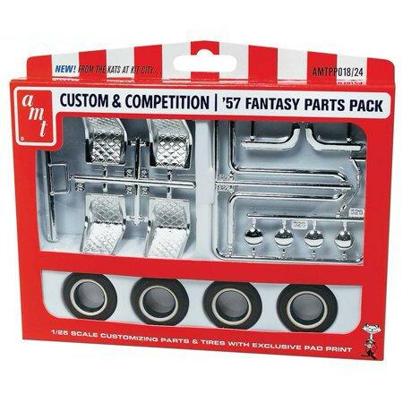 AMT '57 Fantasy Parts Pack 1:25
