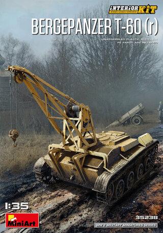 MiniArt Bergepanzer T-60 1:35