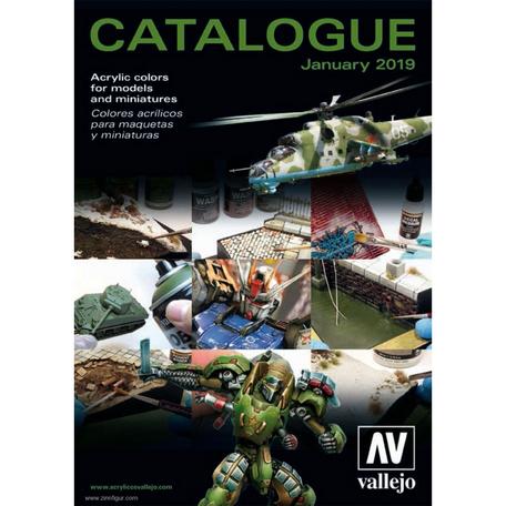 1. Vallejo Catalogus 2019
