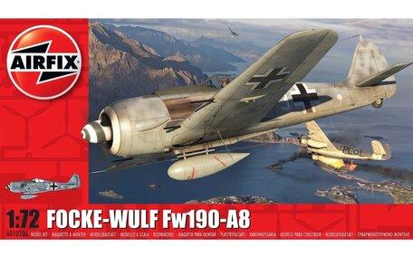 Airfix Focke-Wulf Fw190-A8 1:72