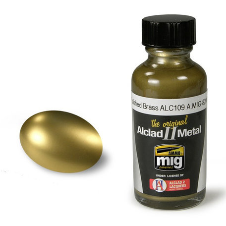 Alclad II Polished Brass ALC109