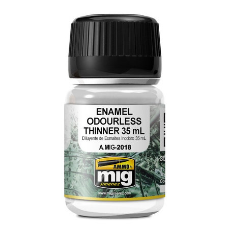 AMMO Enamel Odourless Thinner 35ml