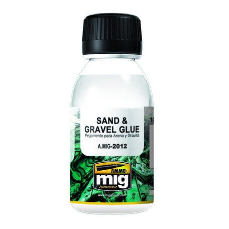 Scenery Lijm: AMMO MIG Sand & Gravel