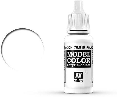 002. Vallejo Model Color: Cold White (70.919)