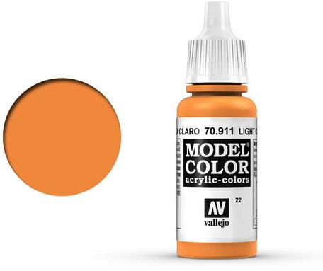 022. Vallejo Model Color: Light Orange (70.911)