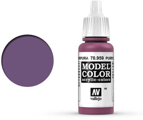 044. Vallejo Model Color: Purple (70.959)