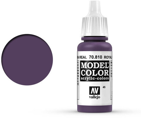 045. Vallejo Model Color: Royal Purple (70.810)