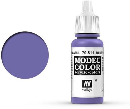 046. Vallejo Model Color: Blue Violet (70.811)