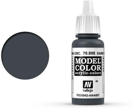 048. Vallejo Model Color: Dark Sea Blue (70.898)