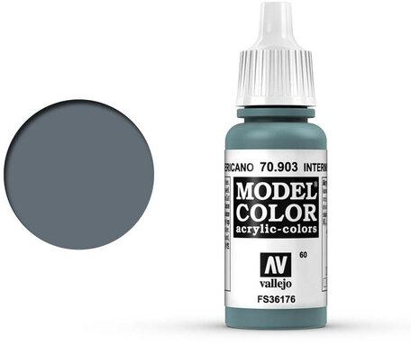 060. Vallejo Model Color: Intermediate Blue (70.903)