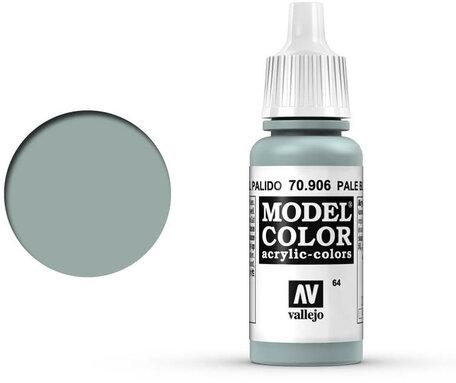 064. Vallejo Model Color: Pale Blue (70.906)